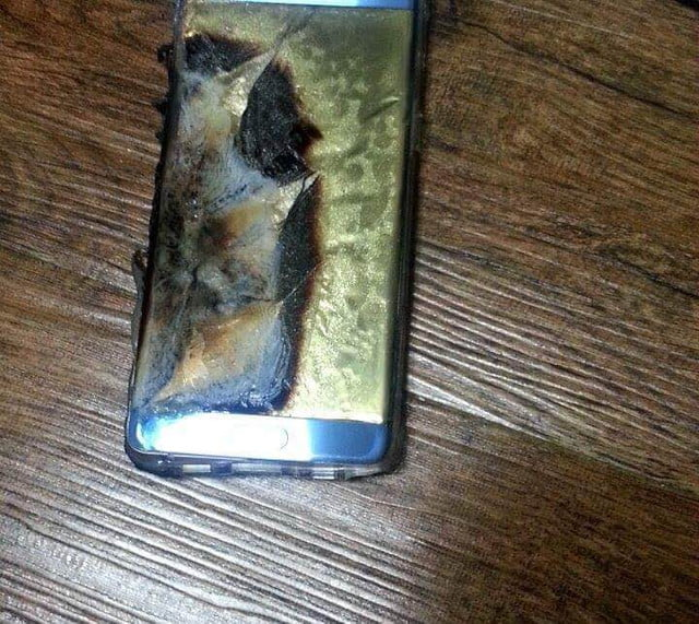 south korea battery requirements galaxy note  exploded