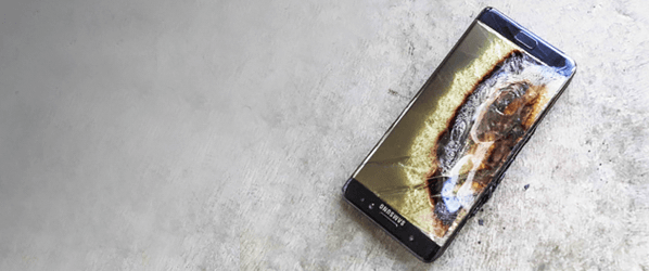 Who certified the exploding Samsung Galaxy Note 7 safe? Samsung did