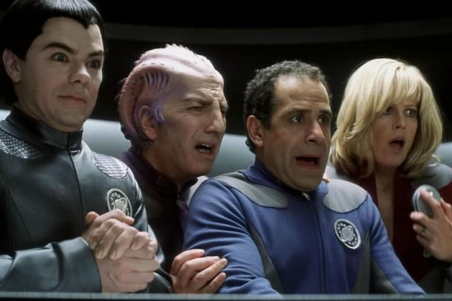 galaxy quest series paramount