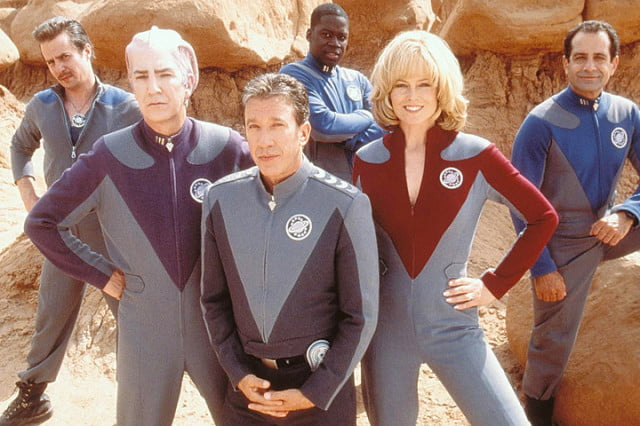 galaxy quest tv series revamp coming to amazon prime original
