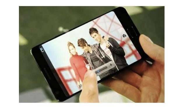 Galaxy S III Video Mock-up