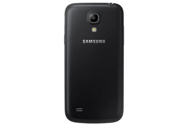 Galaxy S4 Mini Black Edition Rear