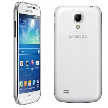Galaxy S4 Mini Official White