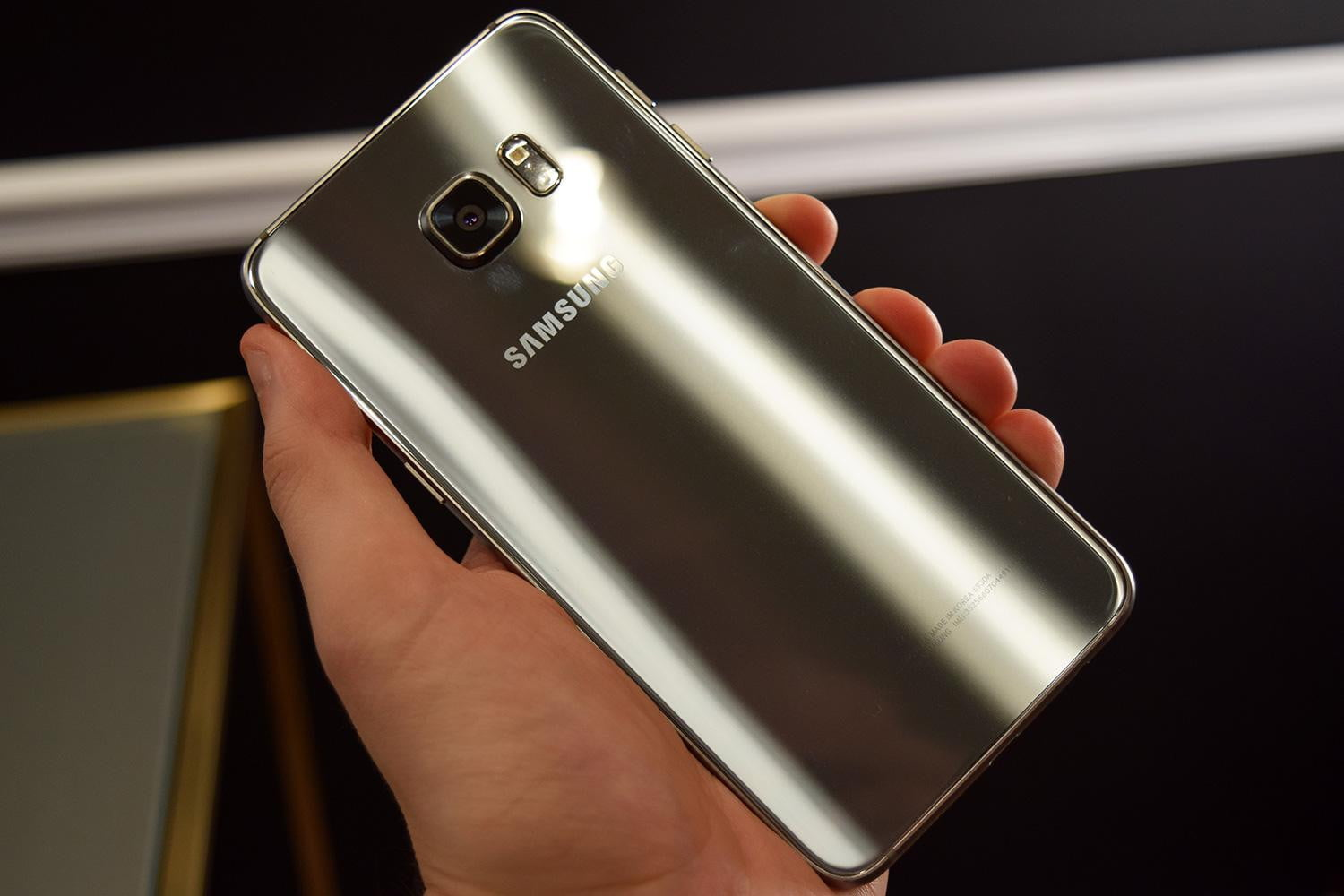 samsung galaxy s6 edge plus hands on review digital trends. Black Bedroom Furniture Sets. Home Design Ideas