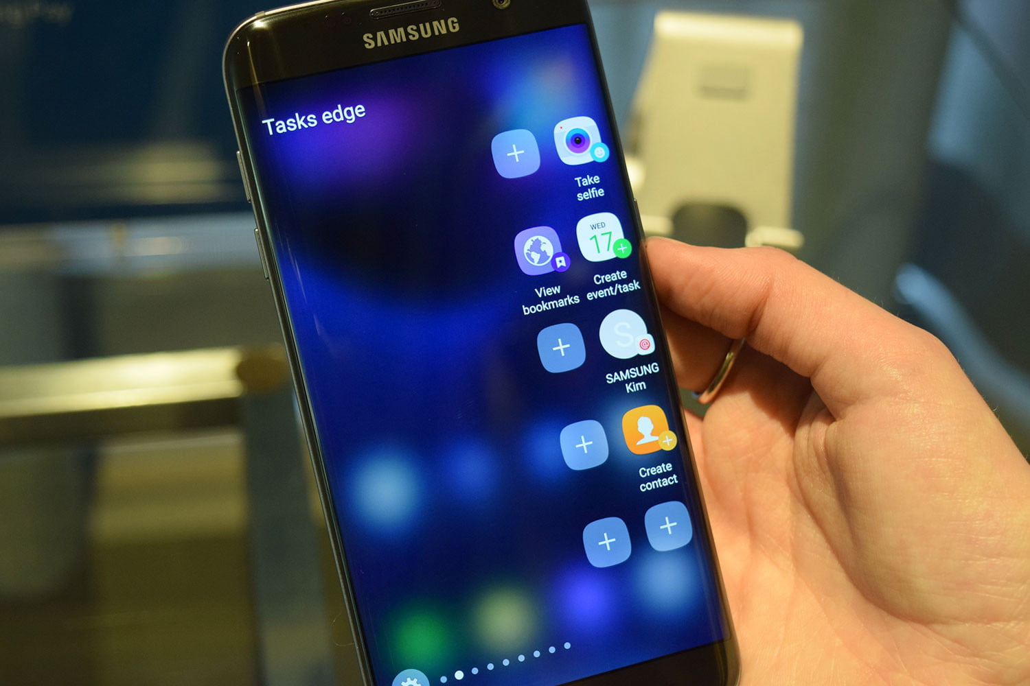 Samsung Galaxy S7 and S7 Edge hands-on impressions