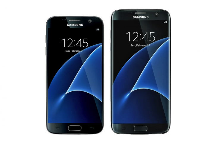 Galaxy S7 S7 Edge Leak Image