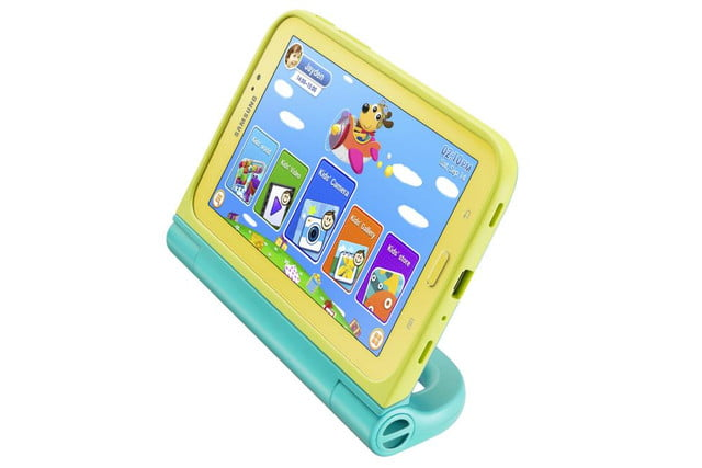samsung targets toddlers with new galaxy tab  kids tablet