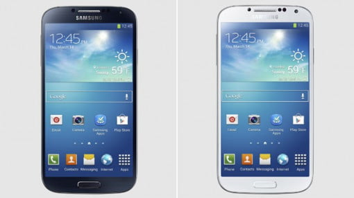 Comparison Galaxy s3 And s4 Galaxy s4 vs Galaxy s3