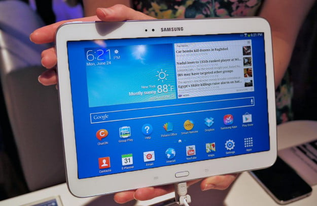 mobile samsung galaxy tab  preview