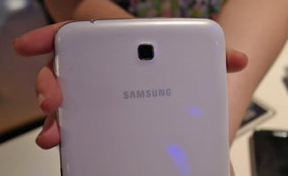 Galaxy Tab 3 7.0 back