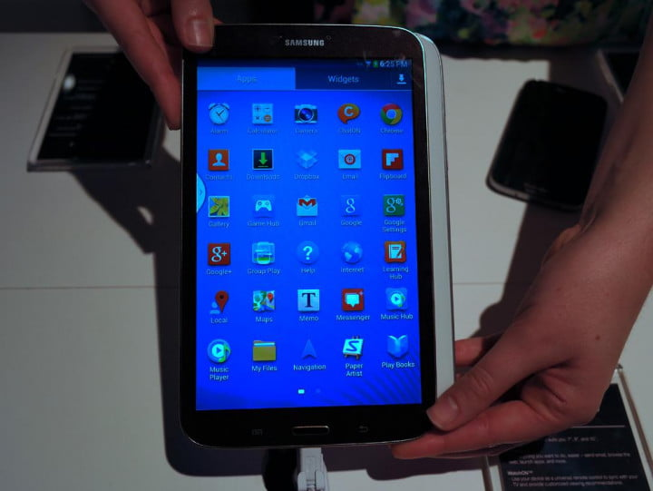 samsung galaxy tab  preview apps