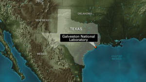 Galveston National Laboratory Texas lab
