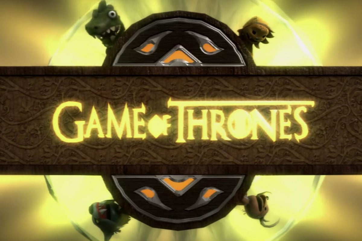 littlebigwesteros game thrones credits recreated littlebigplanet  of lbp