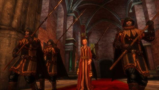 Game of Thrones video game Queen Cersei screenshot
