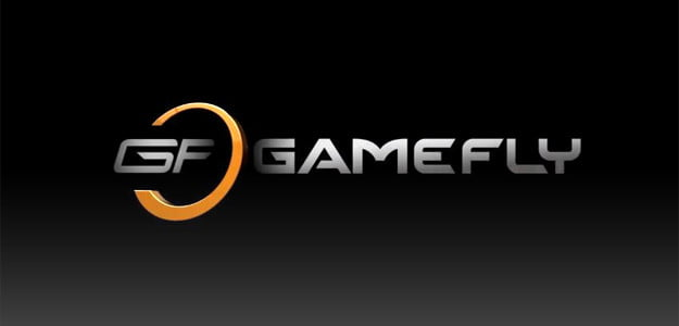 Gamefly logo game rental service