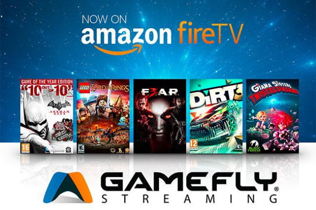 gamefly new video game streaming service news