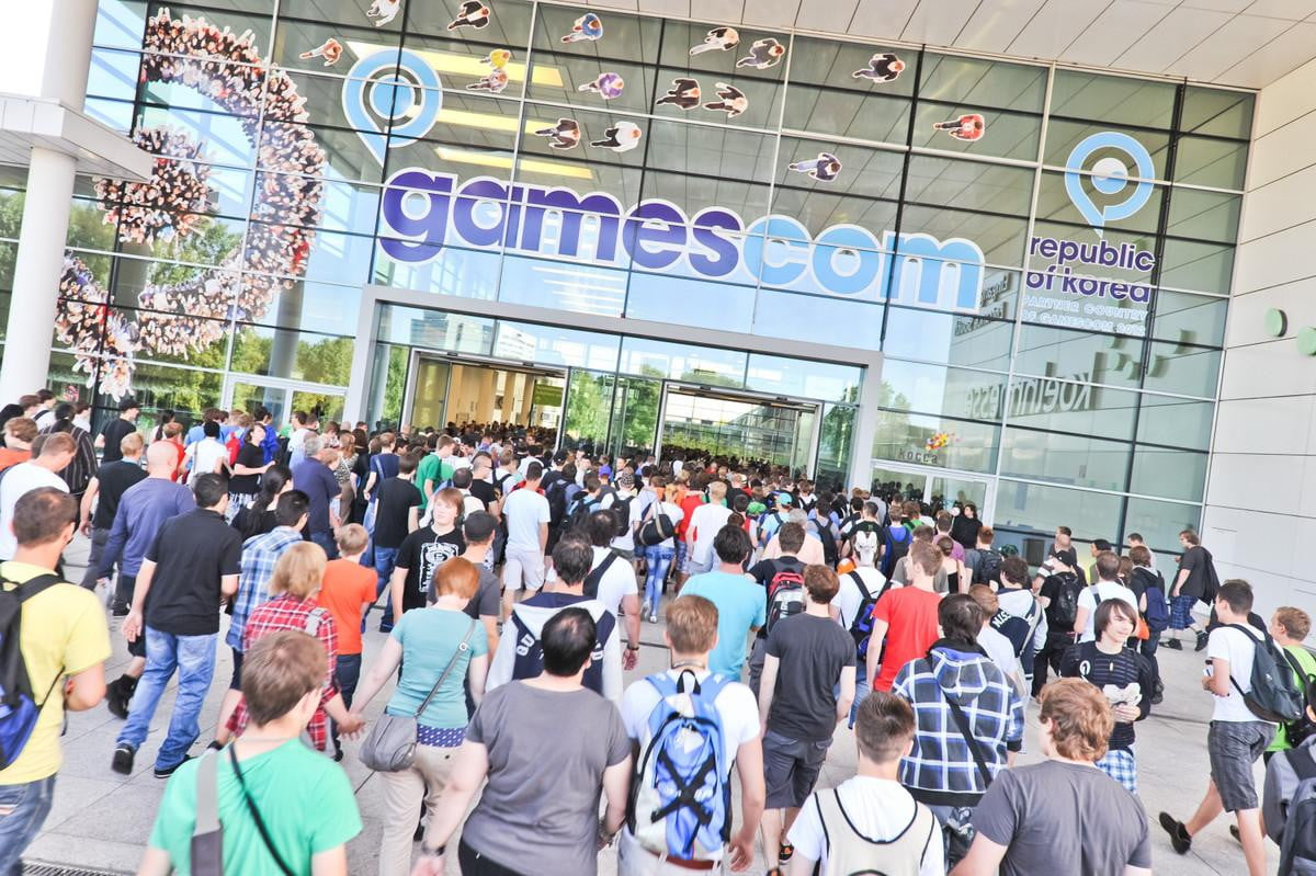 gamescom livestream schedule
