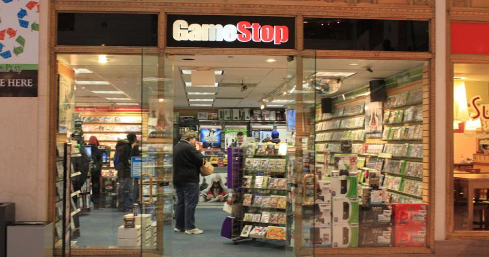 GameStop says credit cards will save retail