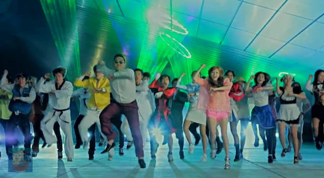 gangnam style the annoyingly catchy song that is making a man millions