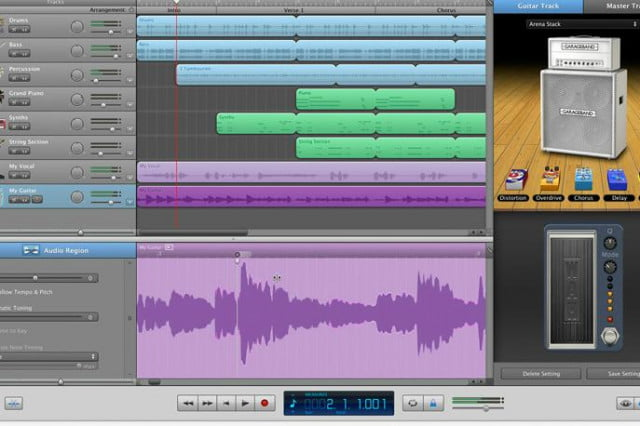 apple leak reveals garageband to go free