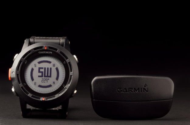Garmin fenix and case