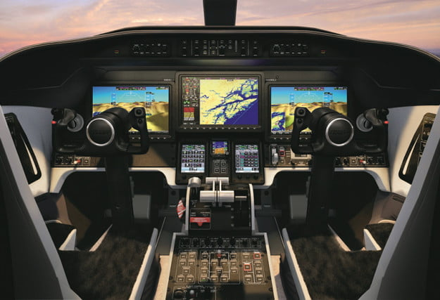Garmin Lear Jet Technology