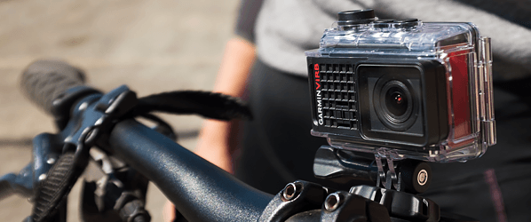 Any action cam captures your crash, but Garmin's Virb knows how hard you fell