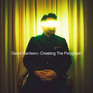 GAVIN HARRISON CHEATING THE POLYGRAPH COVER