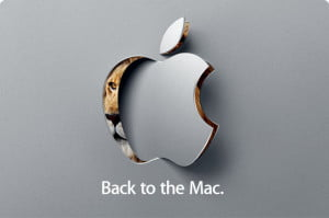 Apple Back to the Mac event Oct 20 2010