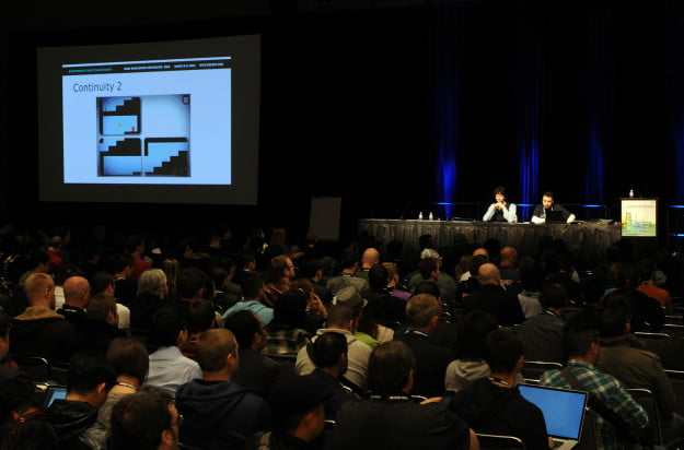 gdc 2012 speakers