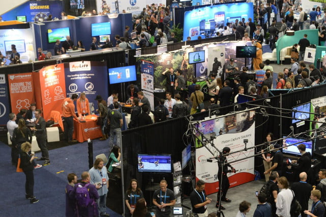 gdc sets new attendance record next years show march  floor