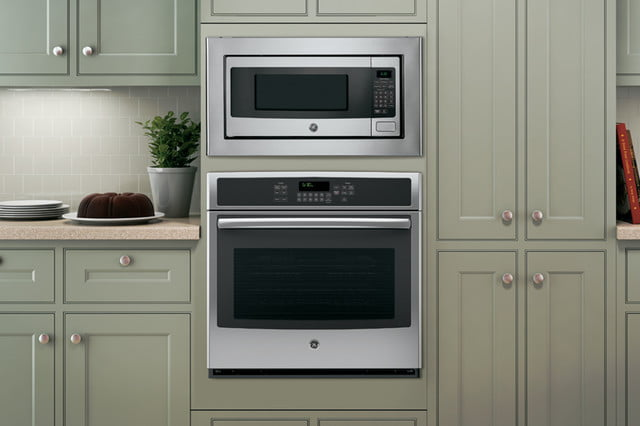 ge ifttt full suite stainless steel countertop microwave oven gall