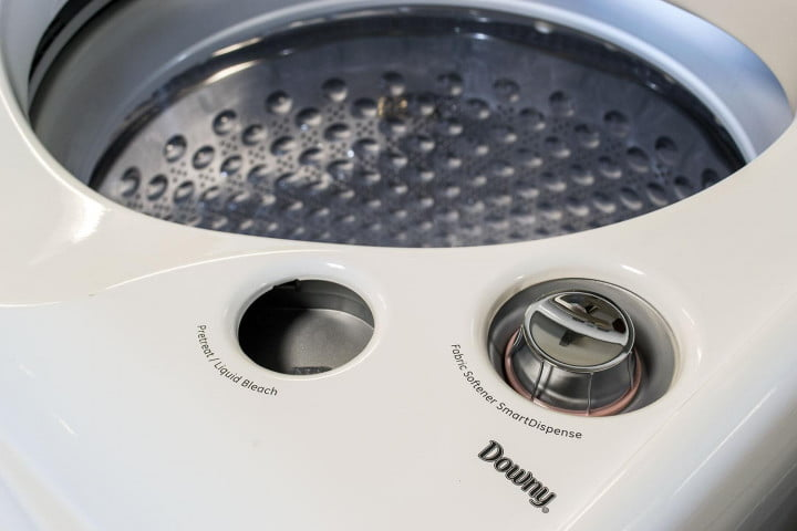 ge gtws  hws review washer detergent