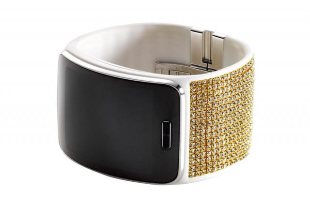 samsung gear s swarovski crystal band