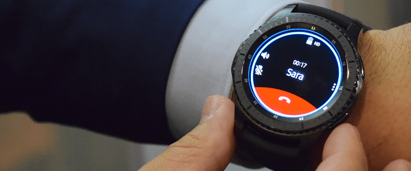 Samsung's Gear S3 watches blend smartswith classic Swiss style