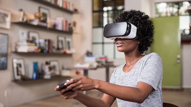 computex  arm booth graphics processors gear vr lifestyle image