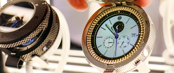 Samsung's latest Gear S3 concept would put a smart pocket watch in your waistcoat
