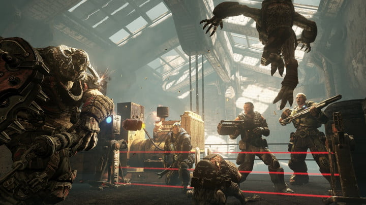 passing sentence in our gears of war judgment review overrun