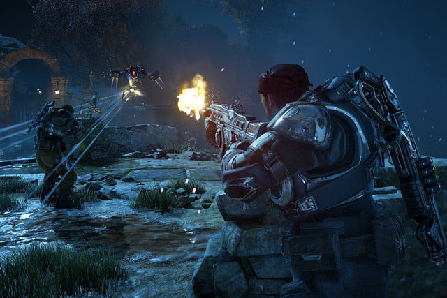 xbox one games hdr support gears of war  featured