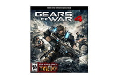 gears of war  review product