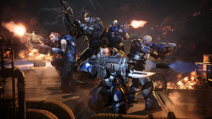 gears of war judgement review judgment rig domination