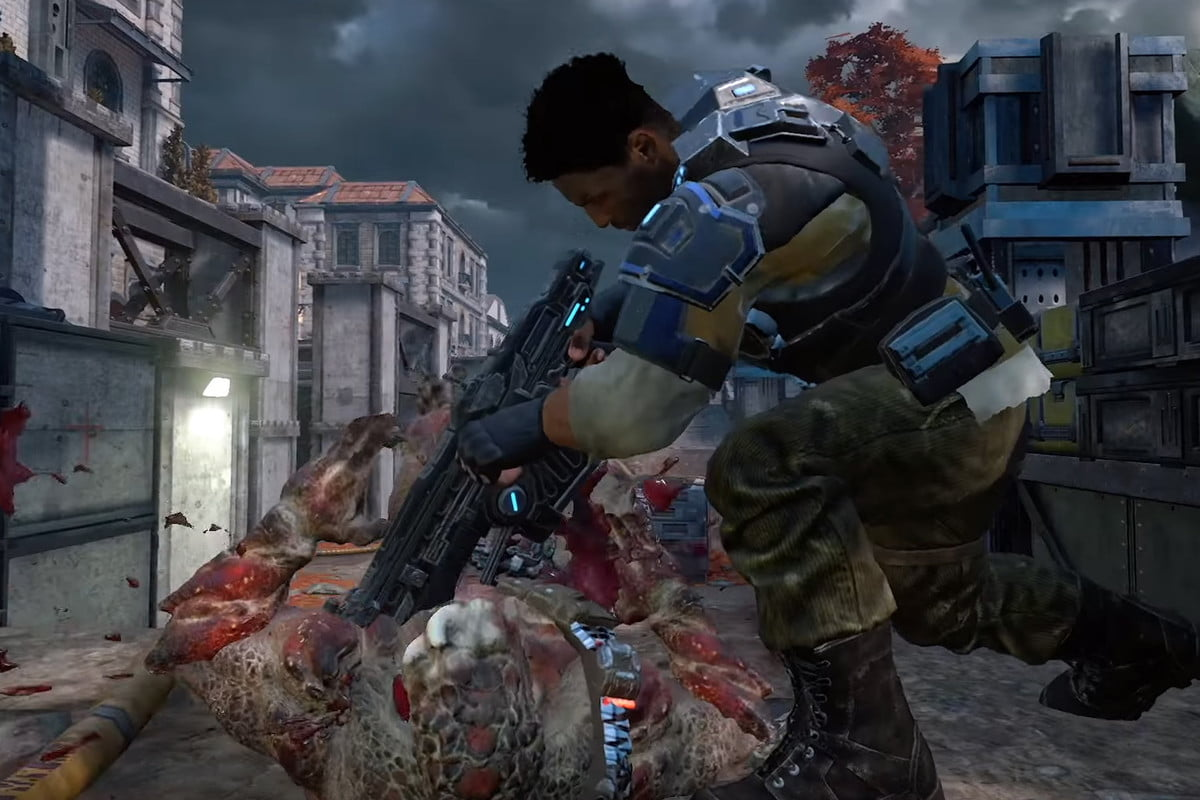 blezinski law breakers review gears of war