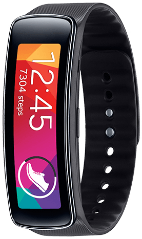 Samsung Gear Fit vs. Samsung Gear Fit 2