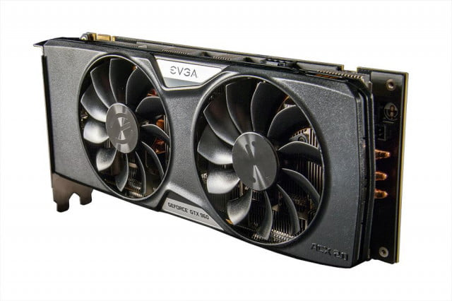 evga doubles down on gtx  ups to gb of ram geforce video card review white