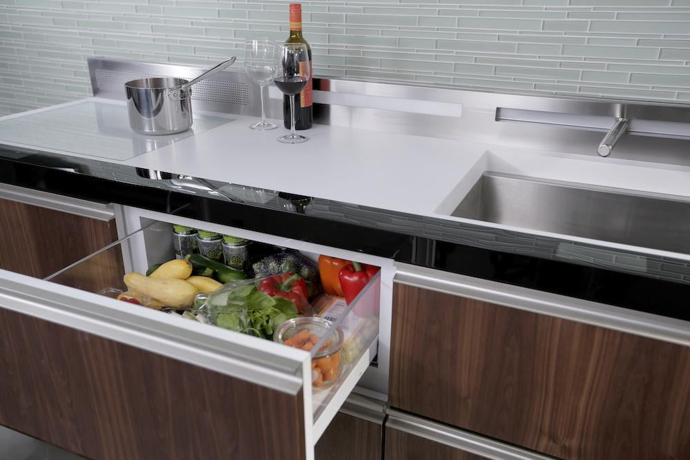Ge teases new fleet of 39 micro kitchen 39 appliances for small spaces digital trends - Small spaces channel concept ...