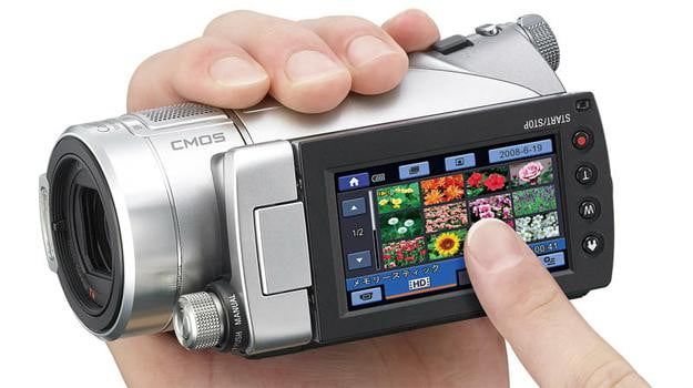 how to buy a camcorder article in hand