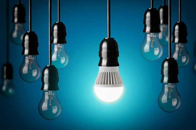 researchers want to use led light bulbs connect the internet generic bulb