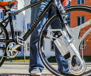 Transform your boring bike into an eBike in 60 seconds with the GeoOrbital Wheel