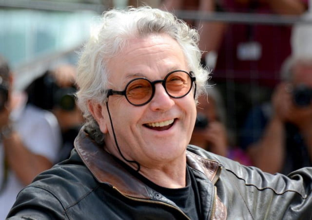 george miller mad max cannes