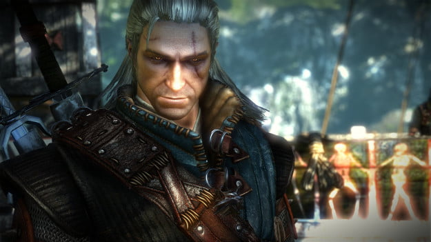 Geralt of Rivia -- The Witcher 2